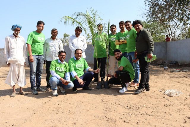 o2h group tree plantation dhedhal